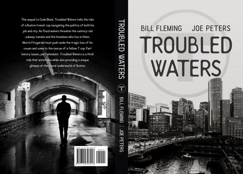 Troubled Water cover